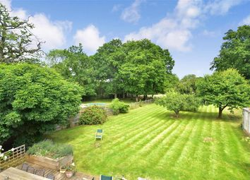 Thumbnail 4 bed detached house for sale in Brighton Road, Shermanbury, Horsham, West Sussex