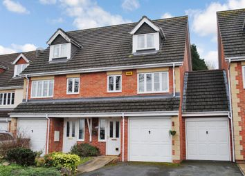 Thumbnail 3 bed terraced house for sale in Oak Ridge Close, Newbury