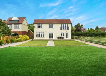 Thumbnail 5 bed detached house for sale in Castle Way, Willington, Derby