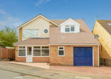 Thumbnail 5 bed detached house for sale in Briar Meads, Oadby, Leicester
