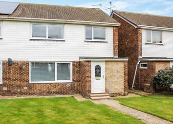 Thumbnail 3 bed semi-detached house for sale in Pepys Walk, Eastbourne