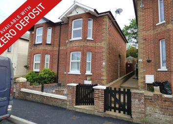 Thumbnail 3 bed property to rent in St. Johns Wood Road, Ryde