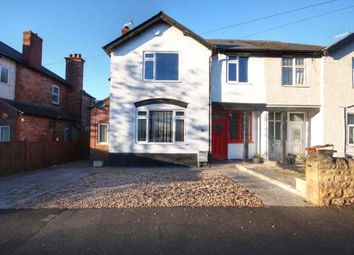 Thumbnail 4 bed semi-detached house for sale in Ramsdale Crescent, Nottingham, Nottinghamshire