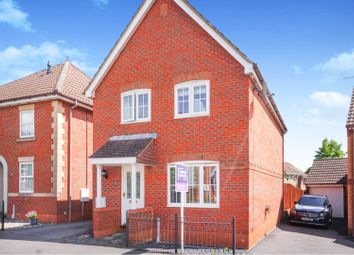 Thumbnail 3 bed link-detached house for sale in Wild Arum Way Knightwood Park, Chandlers Ford Eastleigh