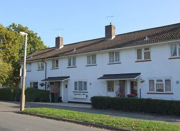 Thumbnail 3 bed terraced house to rent in Dickens Road, Tilgate, Crawley