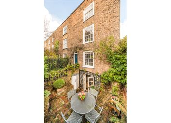 Thumbnail 3 bed end terrace house for sale in Benhams Place, Hampstead Village, London