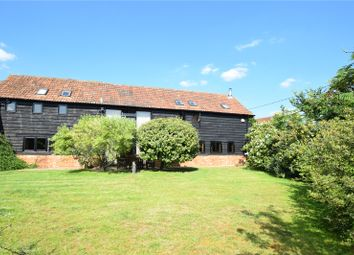Thumbnail 7 bed detached house for sale in Swallowfield Road, Arborfield, Berkshire