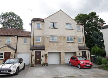 Thumbnail 4 bed terraced house for sale in Abbeystone Way, Monk Fryston, Leeds