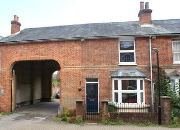 Thumbnail 2 bed end terrace house to rent in Parchment Street, Winchester