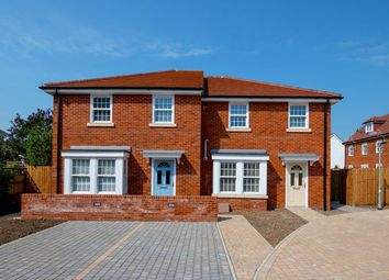Thumbnail 3 bedroom semi-detached house for sale in White Hart Lane, Portchester, Fareham