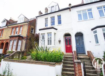 Thumbnail 3 bed flat for sale in Siddons Road, Forest Hill, London