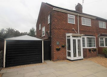 Thumbnail 3 bedroom semi-detached house for sale in Ashwell Road, Manchester
