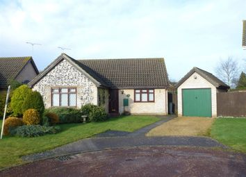 Thumbnail 3 bed bungalow to rent in Orchard Way, Badwell Ash, Bury St. Edmunds