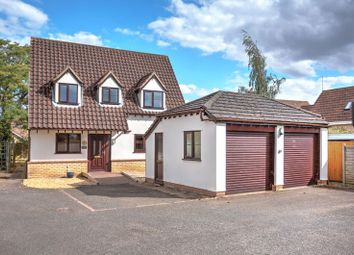 4 bed detached house for sale in Aldreth Road, Haddenham, Ely CB6