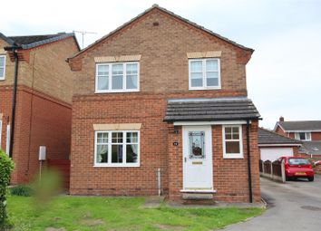 Thumbnail 3 bed detached house for sale in Hall Park, Barlby, Selby