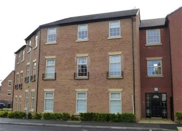 Thumbnail 2 bed flat to rent in Outfield Close, Great Oakley, Corby, Northamptonshire