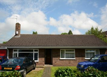 Thumbnail 1 bed bungalow to rent in Brough Road, Burton-On-Trent