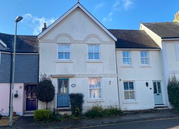 Thumbnail 3 bed terraced house for sale in New Walk, Totnes