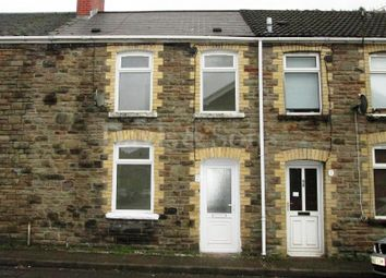 Thumbnail 3 bedroom terraced house for sale in Salisbury Street, Cross Keys, Newport.