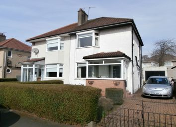 Thumbnail 3 bed semi-detached house for sale in Rosedale Drive, Garrowhill, Glasgow