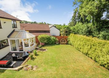 Thumbnail 3 bed detached house for sale in Haywain Close, Shiphay, Torquay