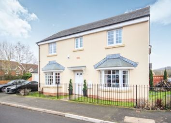 Thumbnail 4 bedroom detached house for sale in Kemble Road, Monmouth