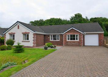 Thumbnail 4 bedroom detached bungalow for sale in 8 Pheasants Rise, Rowrah, Frizington, Cumbria