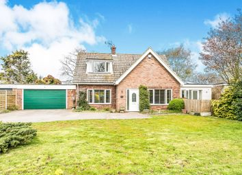 Thumbnail 3 bed property for sale in St Edmunds Close, Bromeswell, Woodbridge