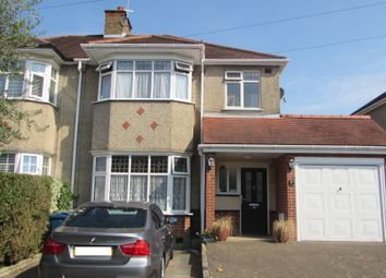Thumbnail 3 bed semi-detached house to rent in Lankers Drive, Raynes Lane Harrow