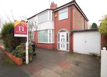 Thumbnail 3 bed semi-detached house to rent in Manley Road, Sale, Cheshire