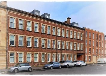 Thumbnail 1 bed flat for sale in Mcphail Street, Glasgow
