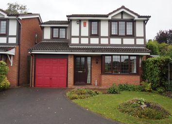 Thumbnail 4 bed detached house for sale in Chestnut Close, Streetly, Sutton Coldfield