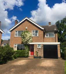 Thumbnail 4 bed detached house for sale in Moorway Croft, Littleover, Derby