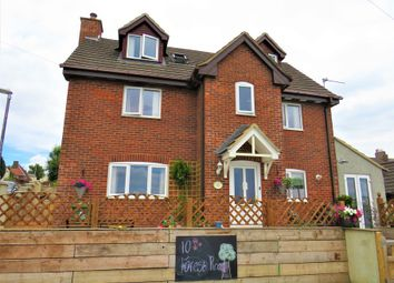 Thumbnail 4 bed detached house for sale in Forest Road, Cinderford