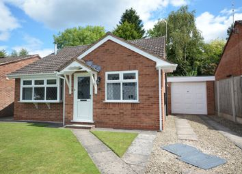 Thumbnail 2 bed detached bungalow for sale in Shirley Park Road, Shirley, Solihull