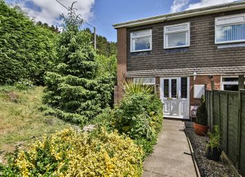 Thumbnail 3 bed end terrace house for sale in Bryn Kendall, Beaufort, Ebbw Vale