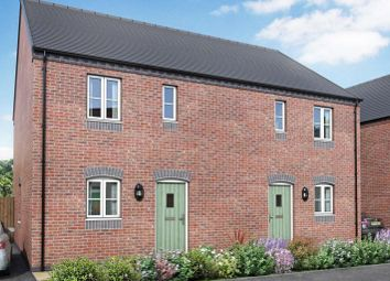 Thumbnail 3 bed semi-detached house for sale in Plot 19 Rosliston, Holborn Place, Holborn View, Codnor