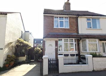 Thumbnail 2 bed semi-detached house for sale in Gorleston, Great Yarmouth, Norfolk