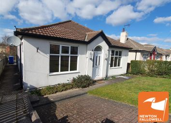Thumbnail 2 bedroom bungalow to rent in Budby Avenue, Mansfield