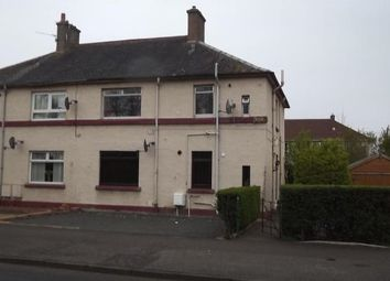 Thumbnail 2 bed flat to rent in Irvine Road, Dirrans, Kilwinning