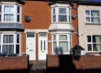 Thumbnail 3 bed terraced house to rent in Floyer Rd, Small Heath, Birmingham