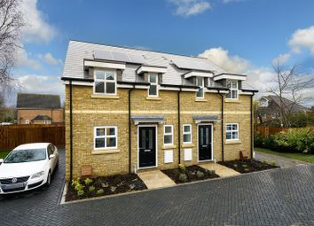 Thumbnail 3 bed semi-detached house for sale in Timms Close, Aylesbury