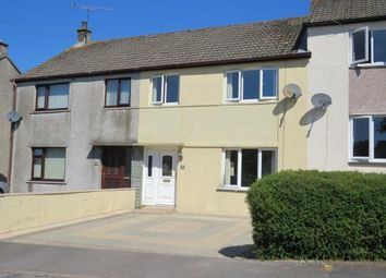 Thumbnail 3 bed terraced house for sale in Pinfold Close, Cockermouth, Cumbria