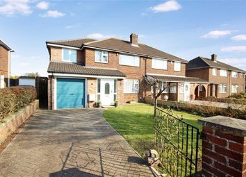 Thumbnail 5 bedroom semi-detached house for sale in Wheeler Avenue, Stratton, Wiltshire