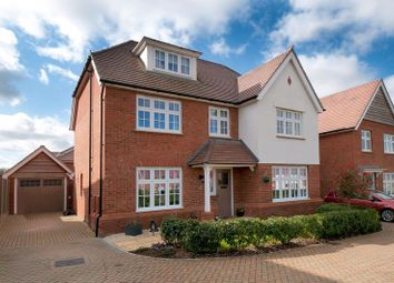 5 bed detached house for sale in Admiral Way, Marden, Tonbridge TN12