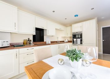 Thumbnail 3 bed town house for sale in Blyth Park, Norwich