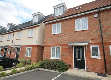Thumbnail 4 bed detached house for sale in Holywell Way, Staines-Upon-Thames, Surrey