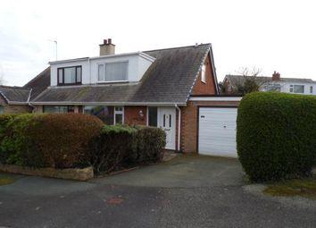Thumbnail 3 bed semi-detached house for sale in Bryn Hyfryd, Caernarfon