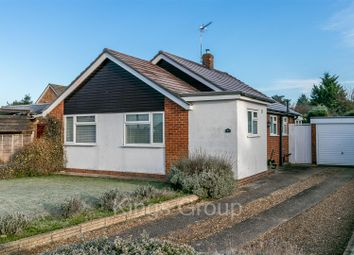Thumbnail 2 bed detached bungalow for sale in Wilton Crescent, Hertford