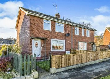 Thumbnail 3 bed semi-detached house for sale in Gudmunsen Avenue, Bishop Auckland, Durham